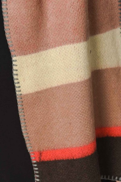 شال ناعم مخيط رخامي (مزيج) - Thumbnail