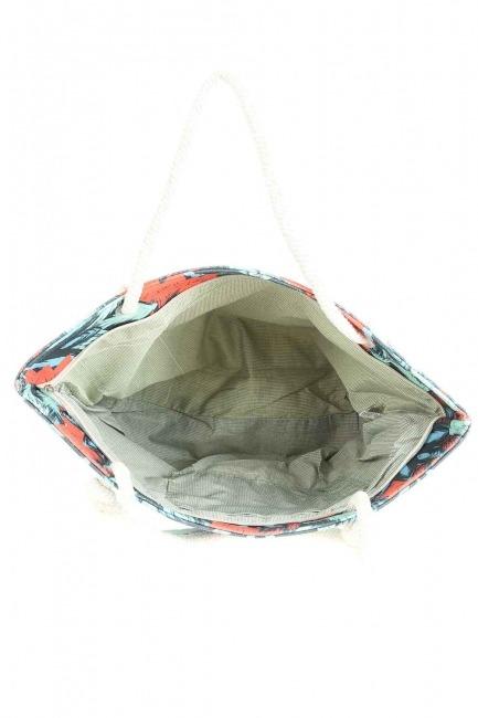 Large Beach Bag (Flower) - Thumbnail