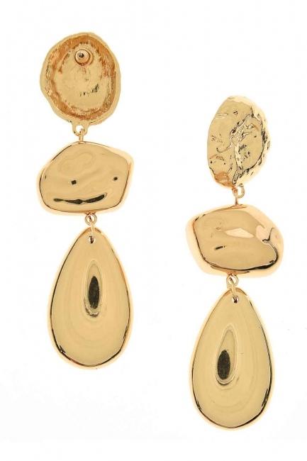 MIZALLE - Big Dangling Earrings (St) (1)