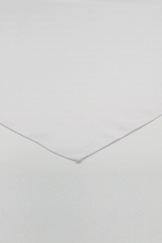 Cazzy Şal (Beyaz)