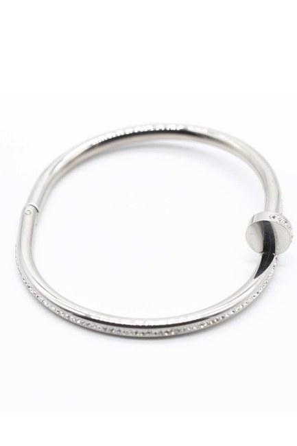 Steel Bracelet (Silver) - Thumbnail