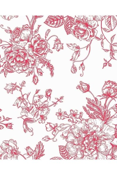 Pink Double Linens Set (200X220) - Thumbnail