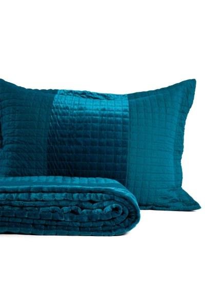 غطاء مزدوج ، أزرق (260X270) - Thumbnail