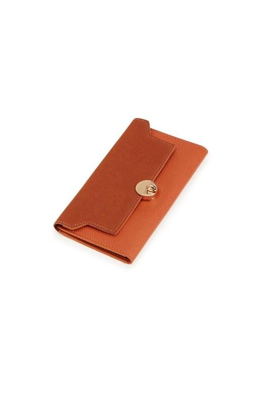 Classic Wallet (Tan)