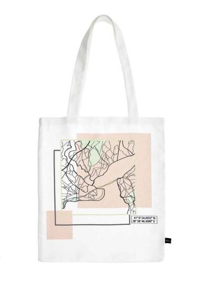 MIZALLE Cloth Bag (Istanbul)