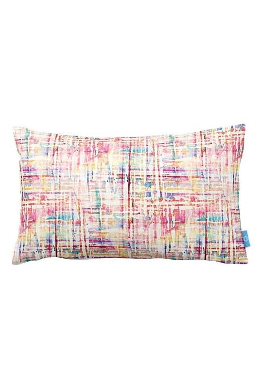 Dance Of Colors, Decorative Pillow Cover (33X57)