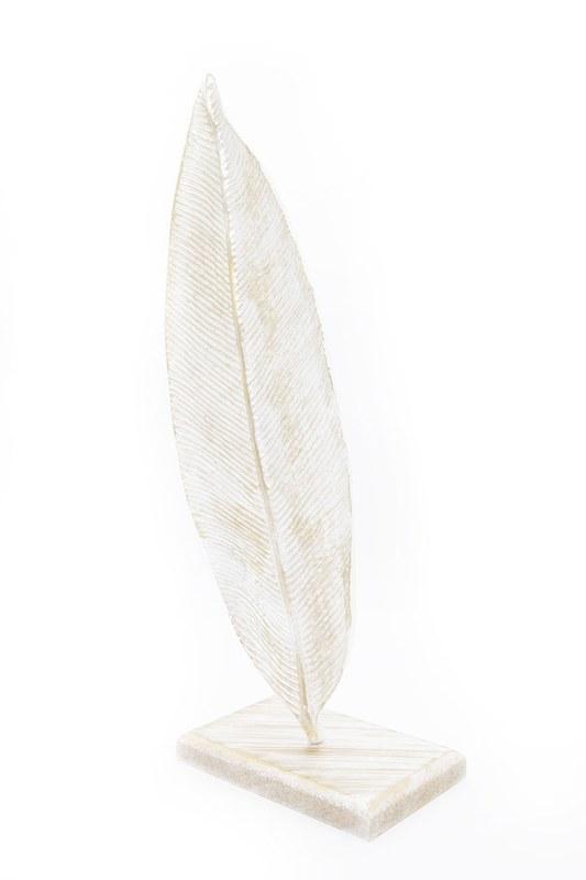 Defne Yaprağı Dekoratif Obje Küçük (Sedef)