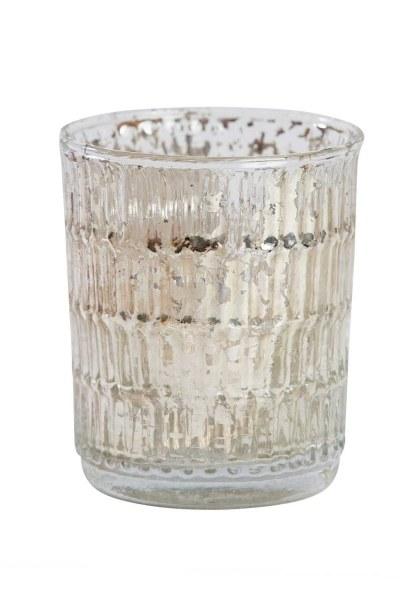 MIZALLE - حامل شموع زجاجي (1)
