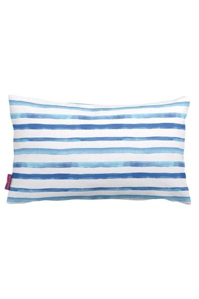 MIZALLE HOME - غطاء وسادة الزخرفية ، نمط مرساة (33X57) (1)