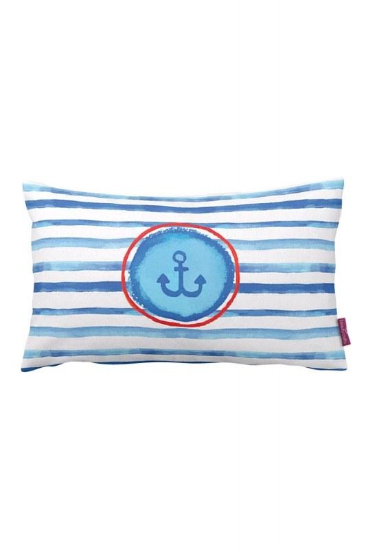 Anchor Decorative Pillow Case (33X57)