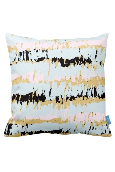 Multi Color Decorative Pillow Case (43X43) - Thumbnail
