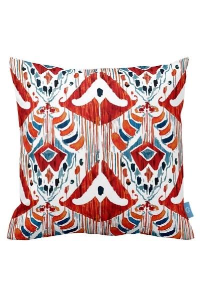 Ethnic Decorative Pillow Case (43X43) - Thumbnail