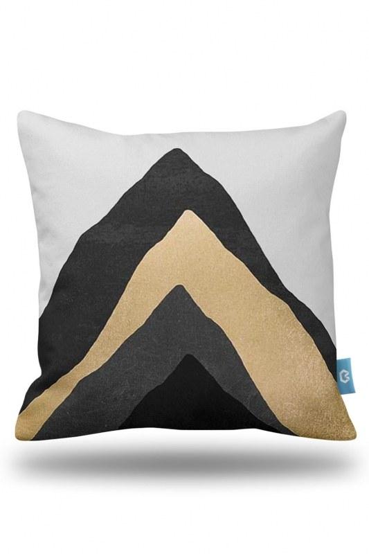 Transition Of Colors, Decorative Pillow Case (43X43)