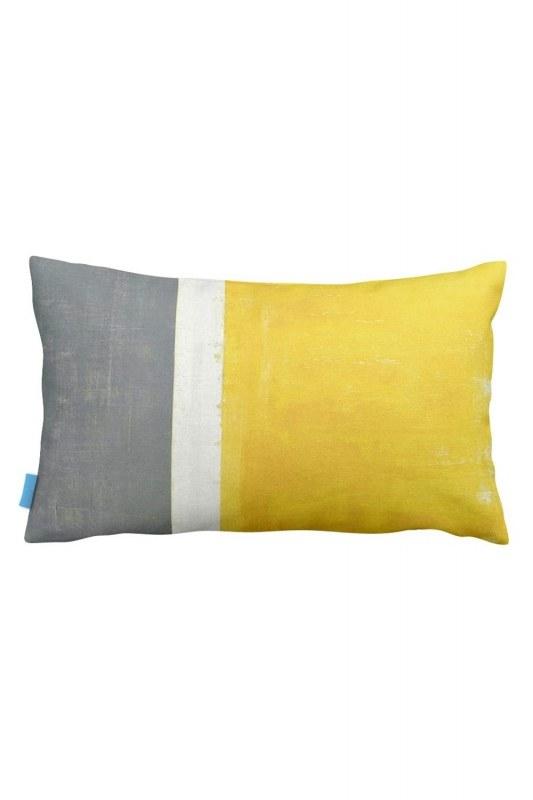 Üç Renkli Dekoratif Yastık Kılıfı (33X57)