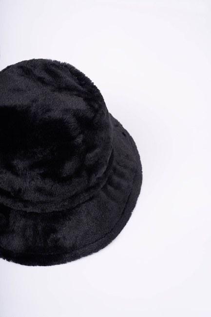 MIZALLE - Derin Balıkçı Şapkası (Siyah) (1)