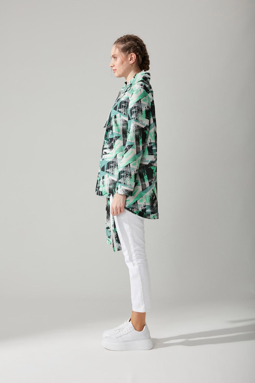 Scuba Yeşil Sweatshirt