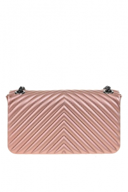 Patterned Hand Bag (Pink) - Thumbnail