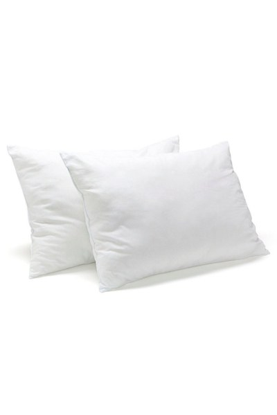 MIZALLE HOME Filled Lace Pillow (35x55)