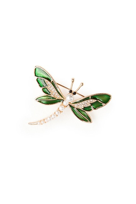MIZALLE - Dragonfly Brooch (1)