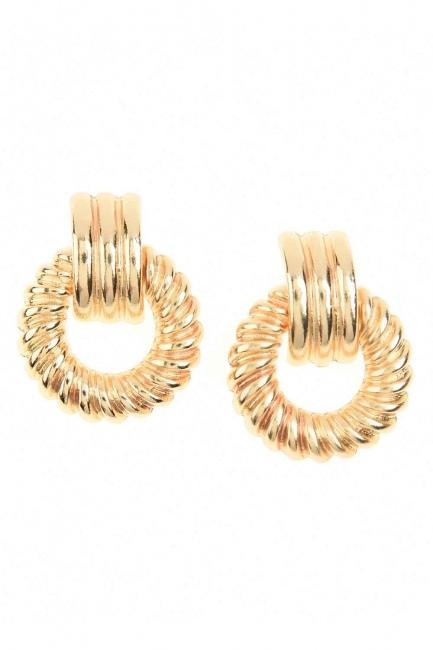 Mizalle - Auger Earrings (St)