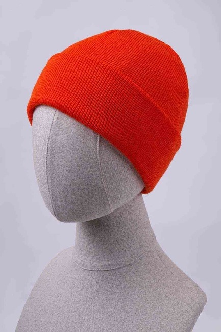 Mizalle - Basic Beanie (Orange)