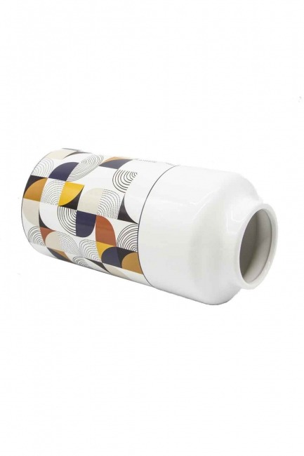 Mizalle Home - Colorful Long Vase (St) (1)