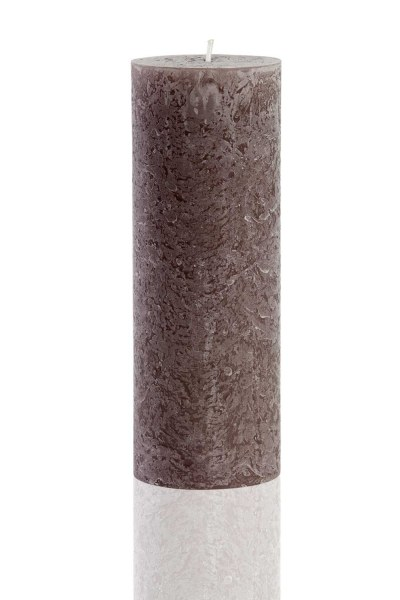 Mizalle Home - Cylinder Form Anthracite Rustic (19X6,8) (1)
