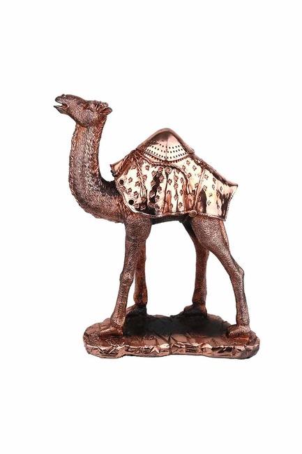 Mizalle Home - Decorative Camel Figured Trinket (33 cm)