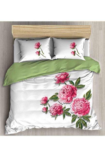 Mizalle Home - Double Duvet Cover Set (Rose)