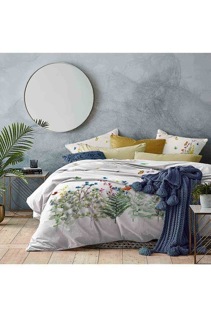 Mizalle Home - Double Linens Set (Leaf)