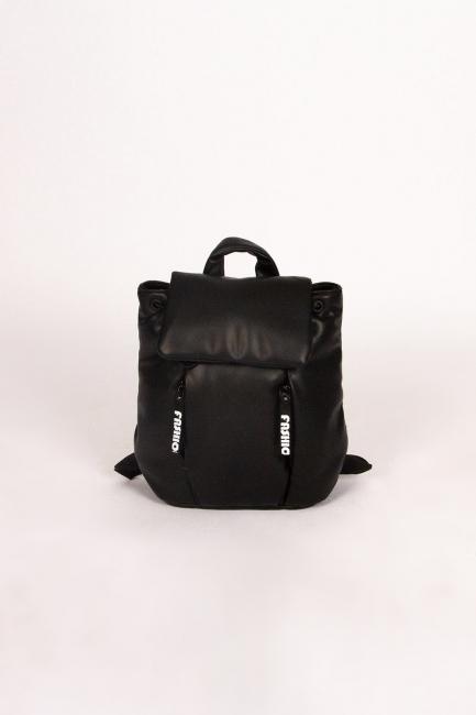 Mizalle - Inflatable Backpack (Black)