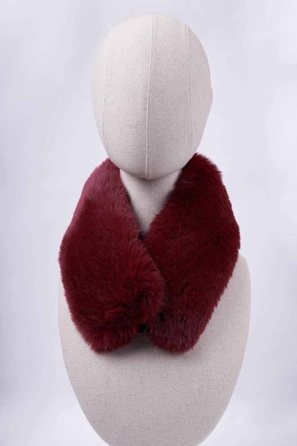 Mizalle - Magnetic Neck Collar (Claret Red)