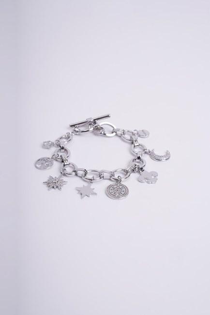 Mizalle - Multiple Themed Bracelet (Moon)