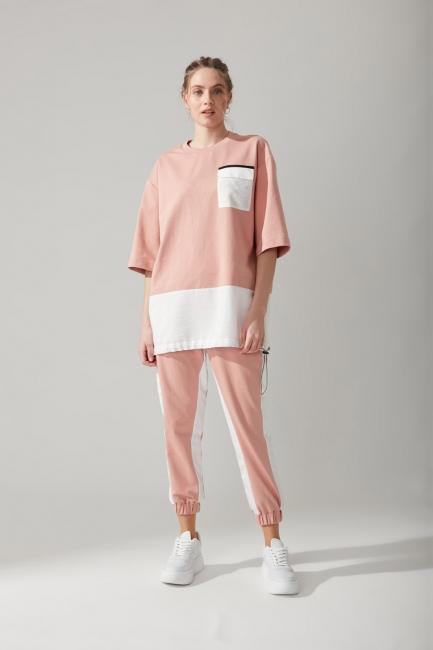Mizalle - Parachute Fabric Trousers