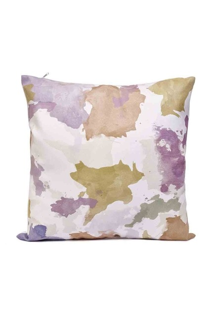 Mizalle Home - Patterned Pillow Cover 45x45 (Colorful)