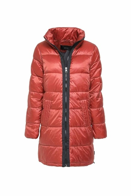 Mizalle - Phl Inflatable Coat (Cinnamon)
