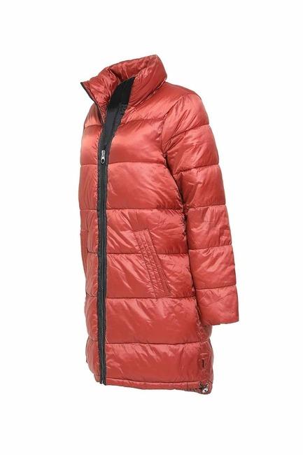 Mizalle - Phl Inflatable Coat (Cinnamon) (1)