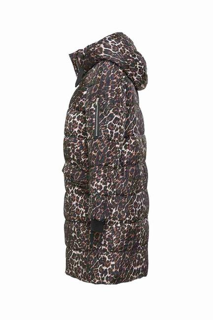 Phl Inflatable Coat (Leopard) - Thumbnail