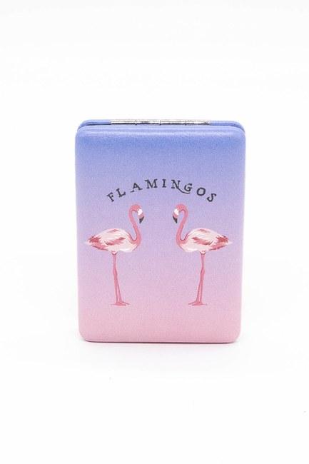 Mizalle Home - Pocket Makeup Mirror (Lilac)