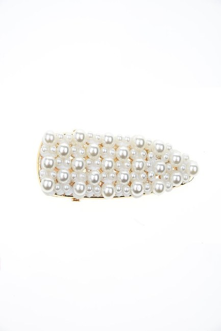 Mizalle - Stony Snap Buttons Hair Clips (St)