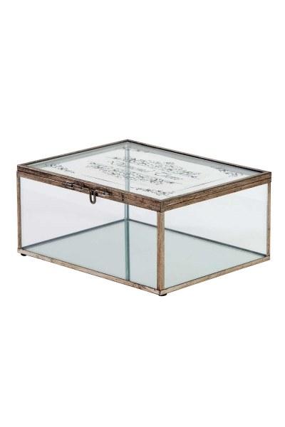 MIZALLE - Metal Mücevher Kutusu (Büyük) (1)
