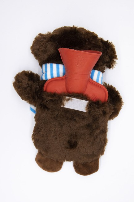 MIZALLE HOME - Figured Hot Water Bag (Bear) (1)