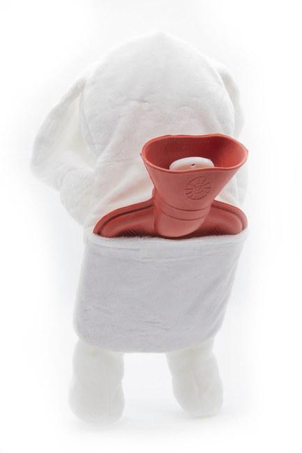 MIZALLE HOME - Figured Hot Water Bag (Dog) (1)