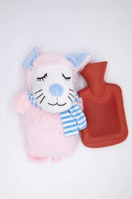 MIZALLE HOME - Figured Hot Water Bag (Rabbit) (1)