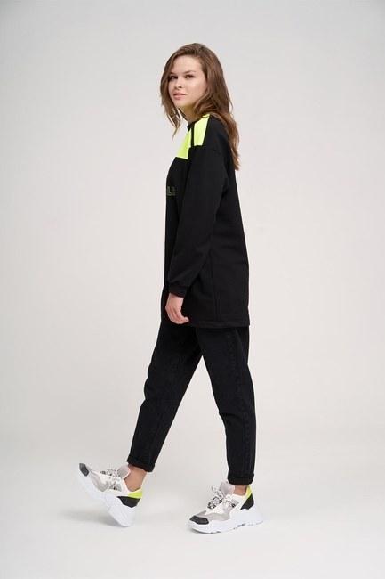 Focus Sweatshirt (Black) - Thumbnail