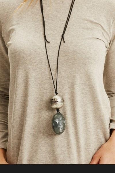 MIZALLE - Geoid Necklace (Khahi) (1)