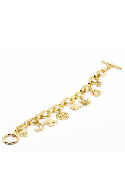 MIZALLE - Ring Detailed Bracelet (Watch) (1)