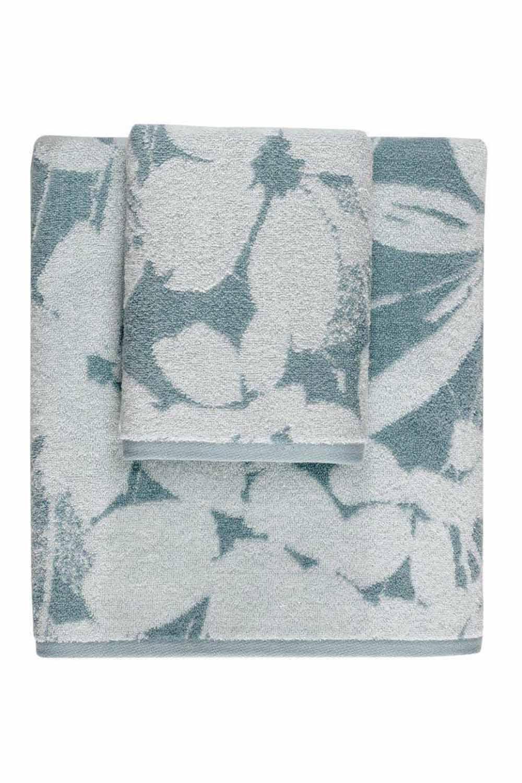 Jakarlı Havlu (100X150) (Mint)