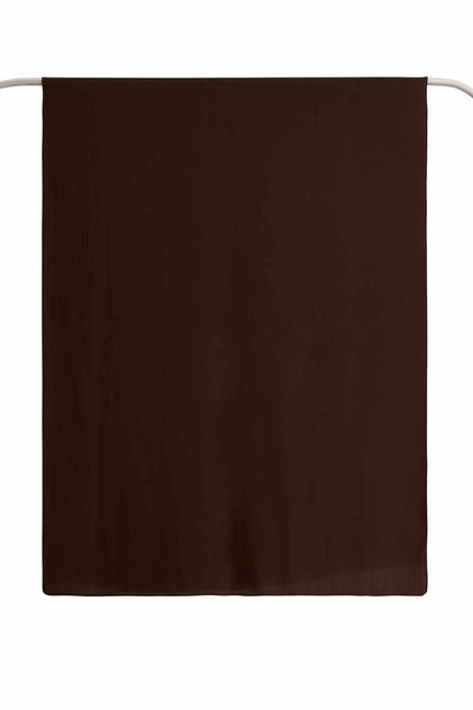 MIZALLE - Jazzy Shawl (Dark Brown) (1)