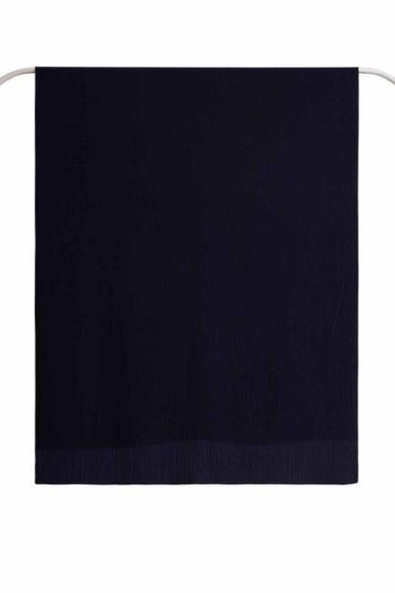 MIZALLE - Jazzy Shawl (Navy Blue) (1)